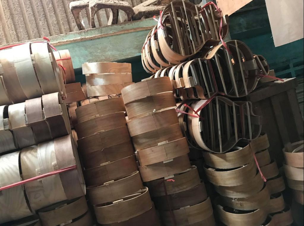 【ベトナムウクレレ by G-Labo】vol.3 ここは海賊のアジト?驚愕のベトナムウクレレ工場!?